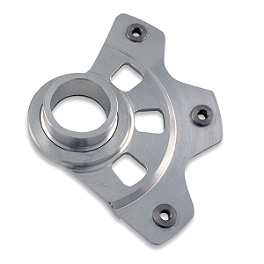 Acerbis Rear Disc Cover Mount - 2013 Yamaha YZ250F Acerbis Spider Evolution Disc Cover Mounting Kit