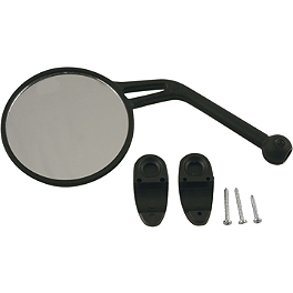 Acerbis Rear View Mirror - BikeMaster Wideview Bar End Mirrors