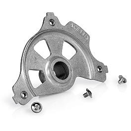 Acerbis Spider Evolution Disc Cover Mounting Kit - 2004 Honda CR125 Acerbis Chain Guide Block