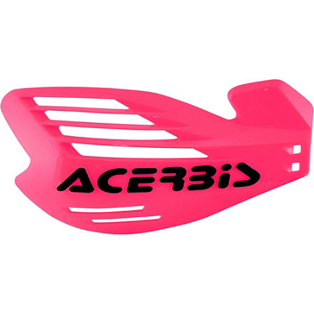 Acerbis X-Force Handguards - Pink - Main