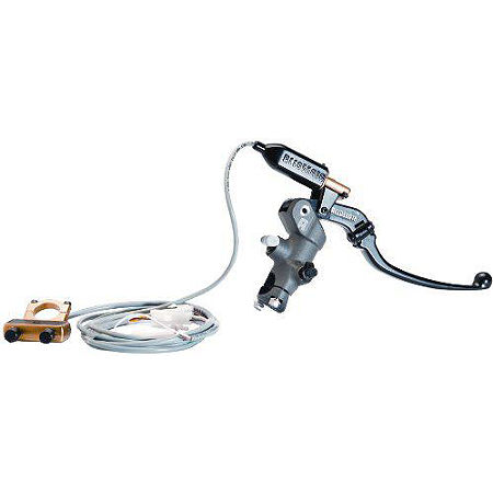 Accossato Radial Brake Master Cylinder W/Folding Lever & Electronic Adjust - Main