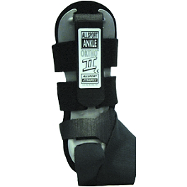 Allsport Dynamics 144 Ortho-II Ankle Support - Allsport Dynamics Defender Ankle Support