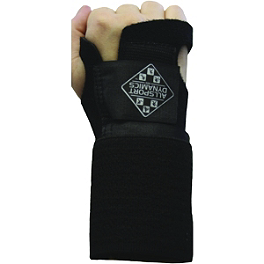 Allsport Dynamics M2 Wrist Support - Troy Lee Designs Shock Doctor WS5205 Wrist Support