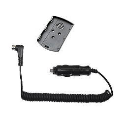 Adaptiv TPX Automotive Mount & Cigarette Lighter Adapter Cord - Adaptiv TPX Radar & Laser Wireless Headset