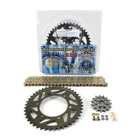 AFAM 520 Sprocket And Chain Kit - Stock Gearing - Main