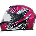 AFX FX-120 Helmet - Multi - Full Face Motorcycle Helmets