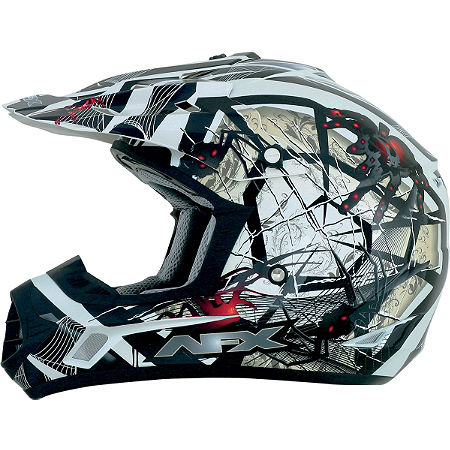 AFX FX-17 Youth Trap Helmet - Main