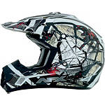 AFX FX-17 Youth Trap Helmet - GIRLS--HELMETS ATV Helmets and Accessories