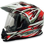 AFX FX-39 Strike Helmet - Dual Sport Dirt Bike Helmets & Accessories