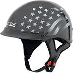 AFX FX-72 Helmet - Stealth - AFX Cruiser Helmets and Accessories