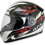 AFX FX-90 Helmet - Dare - AFX Full Face Motorcycle Helmets