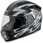 AFX FX-90 Helmet - Passion - Womens Full Face Motorcycle Helmets