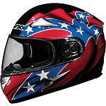 AFX FX-90 Helmet - Rebel - Full Face Motorcycle Helmets