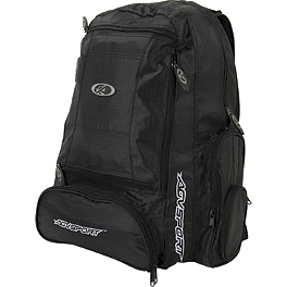 AGVSport Alliance Backpack - Rapid Transit Shrapnel Backpack - Black
