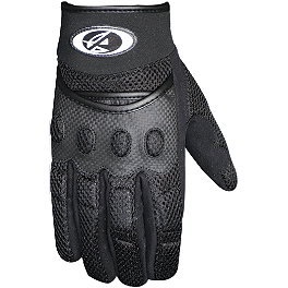 AGVSport Aeromesh Gloves - Sunstar Steel Rear Sprocket
