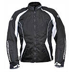 AGVSport Women's Bella Textile Jacket - AGVSport Cruiser Products