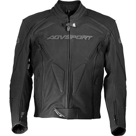 AGVSport Dragon Leather Jacket - Main