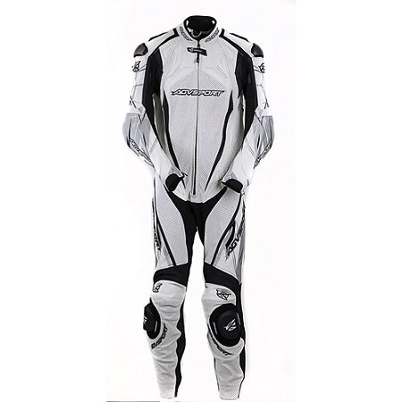 AGVSport Laguna Leather One-Piece Suit - Main