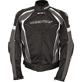 AGVSport Laguna Textile Jacket - AGVSport Willow Leather Jacket