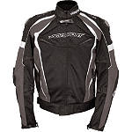 AGVSport Laguna Textile Jacket - AGVSport Motorcycle Riding Gear