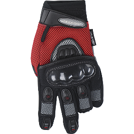 AGVSport Mayhem Gloves - Fieldsheer Mach 6.0 Mesh Gloves