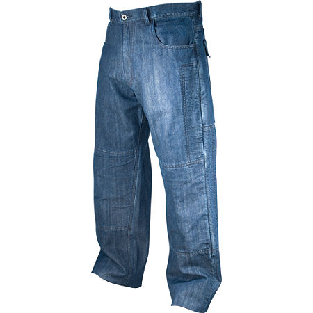 AGVSport Shadow Kevlar Blue Jeans - Main