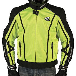 AGVSport Solare Textile Jacket - AGVSport Mission Textile Jacket