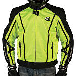 AGVSport Solare Textile Jacket - AGVSport Motorcycle Riding Gear