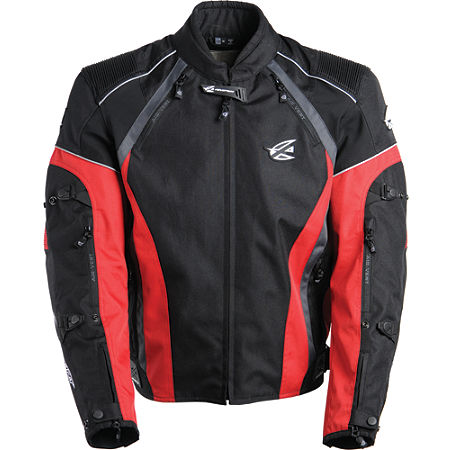 AGVSport Tempest Textile Waterproof Jacket - Main