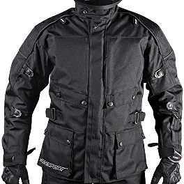 AGVSport Telluride Waterproof Jacket - 2002 Honda VFR800FI - Interceptor All Balls Steering Bearing Kit
