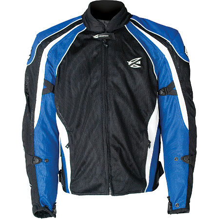 AGVSport Valencia Textile Jacket - Main