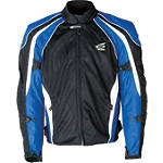 AGVSport Valencia Textile Jacket - AGVSport Motorcycle Jackets and Vests