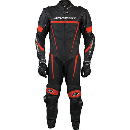 AGVSport Willow Leather One-Piece Suit - Main