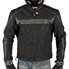 AGVSport Willow Leather Jacket - AGVSport Laguna Textile Jacket