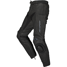 AGVSport Willow Leather Pants - Icon Airframe Helmet - Hayabusa
