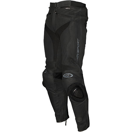 AGVSport Willow Perforated Leather Pants - Main