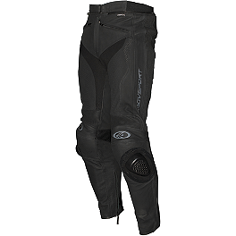 AGVSport Willow Perforated Leather Pants - Fieldsheer Sport 2.0 Perforated Pants