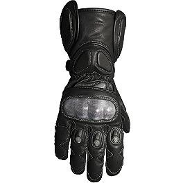 AGVSport Willow Sport Gloves - AXO KK4-R Leather Gloves