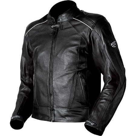 AGVSport Breeze Perforated Leather Jacket - Main