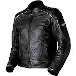 AGVSport Breeze Perforated Leather Jacket - AGVSport Motorcycle Riding Gear