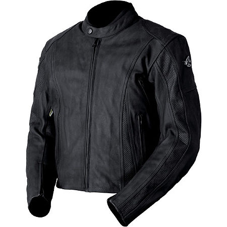 AGVSport Canyon Perforated Leather Jacket - Main