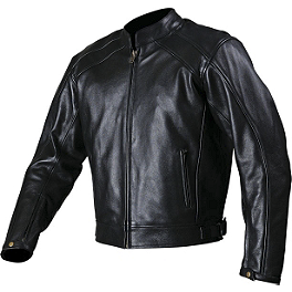 AGVSport Classic Leather Jacket - AGVSport Legacy Brushed Leather Jacket