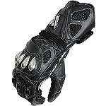 AGVSport GPR Gloves - SIDI Shorty Motorcycle Gloves