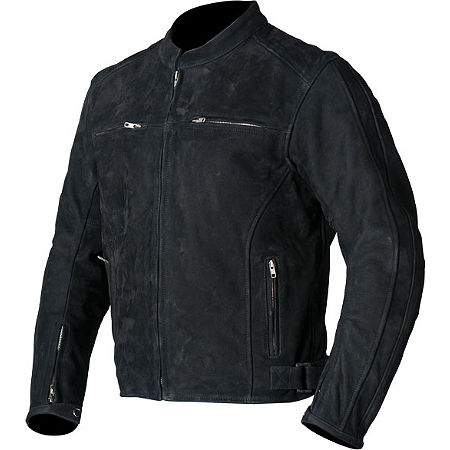 AGVSport Legacy Brushed Leather Jacket - Main
