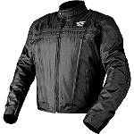AGVSport Mission Textile Jacket - AGVSport Motorcycle Riding Gear