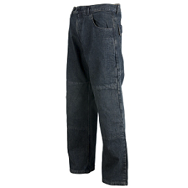 AGVSport Malibu Kevlar Lined Jeans - Joe Rocket Denim 3.0 Jeans