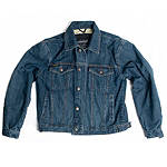 AGVSport Shadow Kevlar Lined Jean Jacket -  Cruiser Jackets and Vests