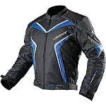 AGVSport Sniper Textile Jacket - AGVSport Motorcycle Riding Gear