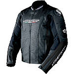 AGVSport Tornado Perforated Leather Jacket - AGVSport Motorcycle Riding Gear