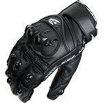 AGVSport Vortex Gloves - SIDI Shorty Motorcycle Gloves